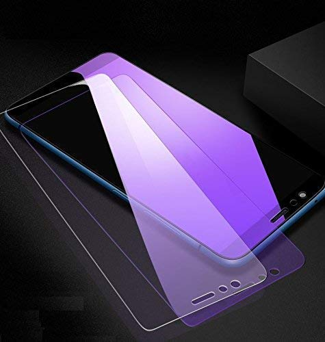 Anti Blue Ray Tempered Glass Blue Light Resistant Eyes Protect Film