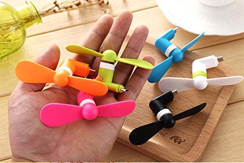 Mini Portable Mobile Phone Fan OTG USB