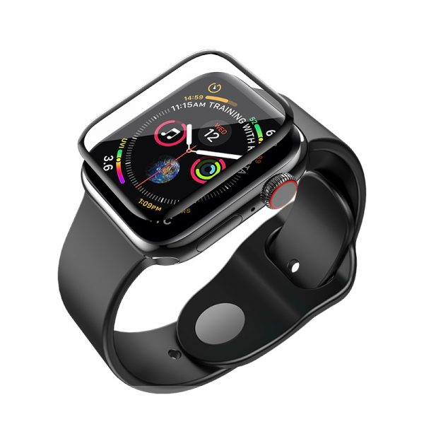 Screen protector for Apple Watch series 4 curved high definition
