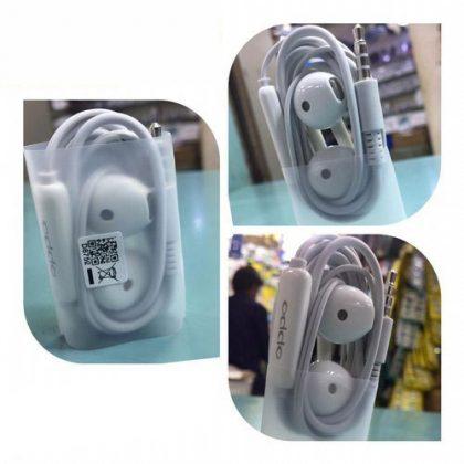 Oppo Handsfree In Ear Headset With 3.5mm Jack