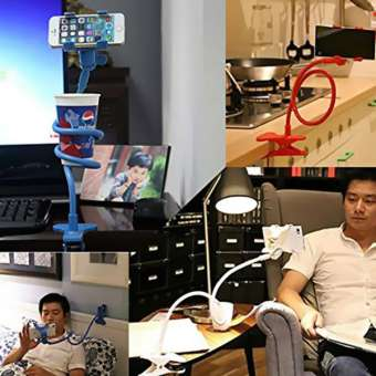 Lazy Stand Foldable Mobile Holder