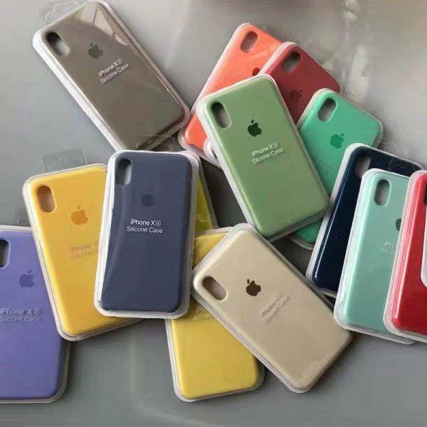 OG SILLICON CASE available for Apple Iphone 6/7/7+/X/XR/11/11 Pro/11Pro Max