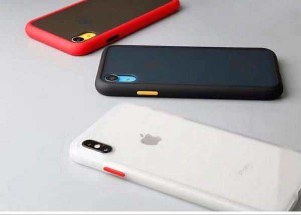 Original smoke case available for Apple Iphone 7/7+/X/XR/11/11 Pro/11Pro Max