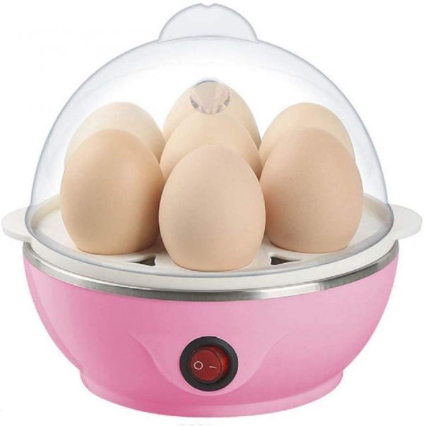 Electric Egg Boiler Steamer