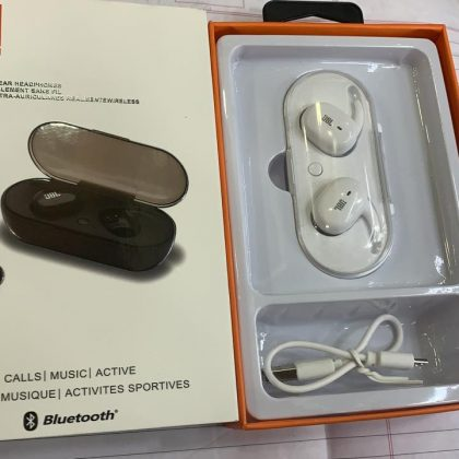 JBL TWS 4 Wireless Bluetooth Headphones Earbuds