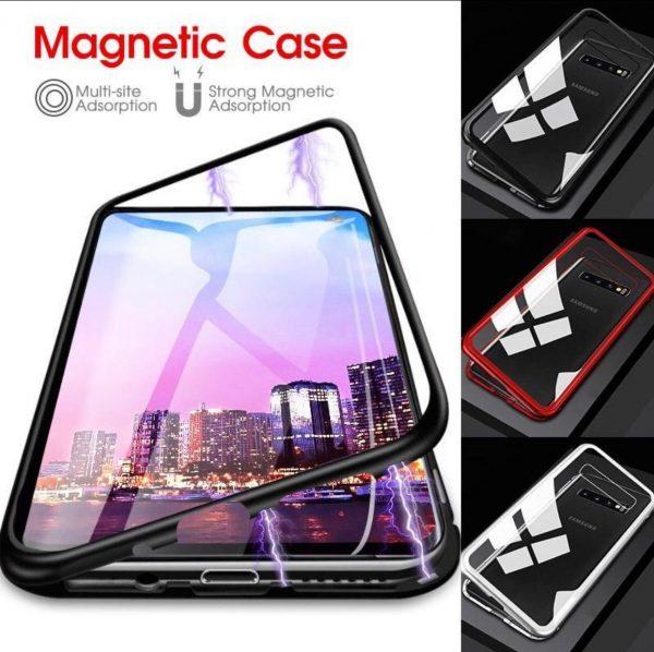 Magnetic Case Metal Bumper Frame for All Model