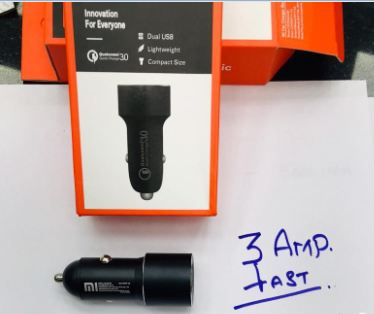 Mi Car Charger Pro Quick Charge 3.0