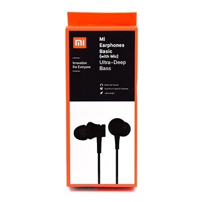 Mi Earphones with Mic Ultra Deep Bass
