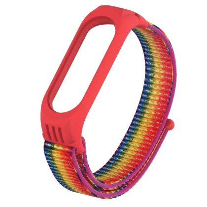 Mi3 Mi4 Nylon Multicolored Straps