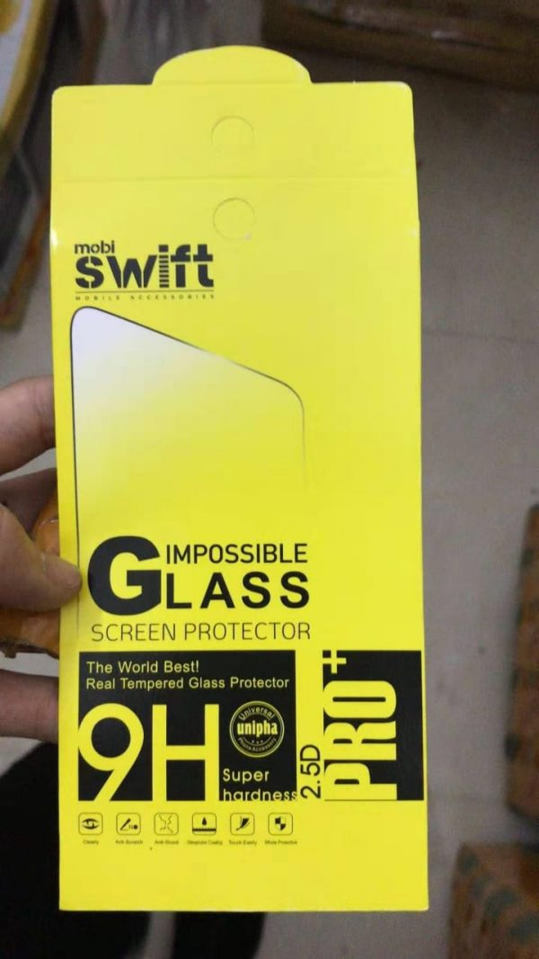 Mobile Phone Unbreakable Temper Glass