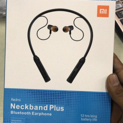 Original Xiaomi mi Bluetooth Neckband Earphones Wireless