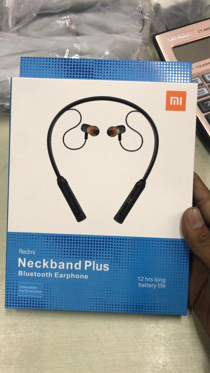 Original Xiaomi Mi Bluetooth Neckband Earphones Wireless   CelltoPhone