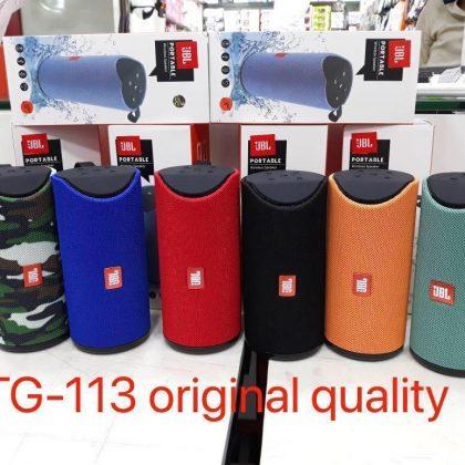 TG113 Portable Wireless Bluetooth Speaker