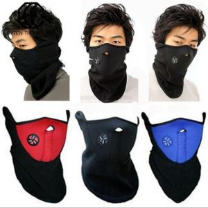 Winter face mask available