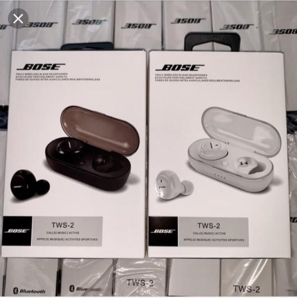 Bose TWS 2 Wireless Headphones With Mic