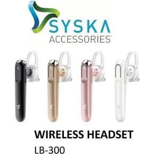 Syska Bluetooth LB300 | Syska Headset