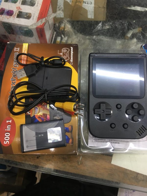 500 in 1 Gamepad