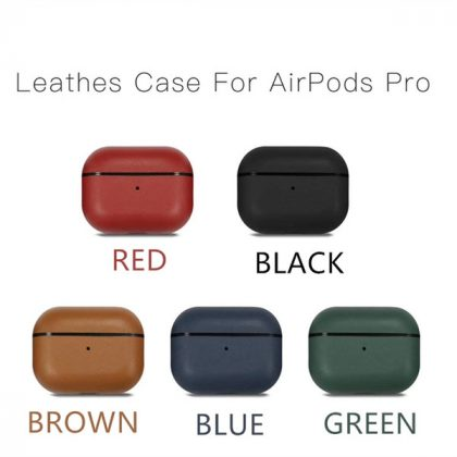 Apple Airpod Pro Leather Case Cover
