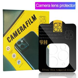 mobile camera glass