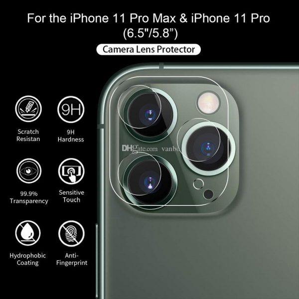 mobile camera glass