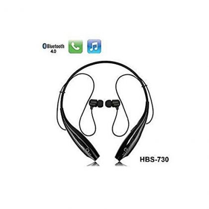 HBS 730 Bluetooth Earphone Music and Talking