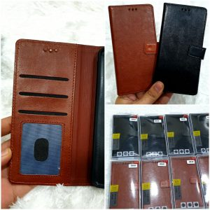 Leather Flip Cover