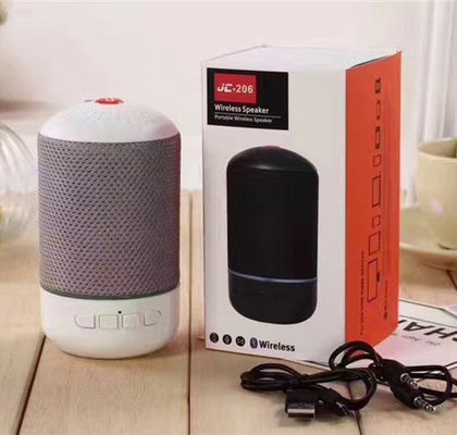 JC-206 Multimedia Portable Wireless Bluetooth Speaker