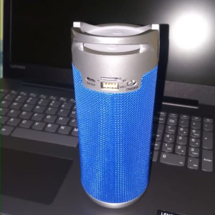 Multimedia Portable Wireless Bluetooth Speaker