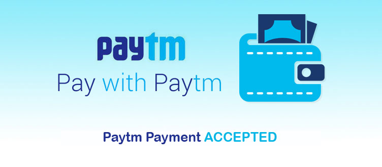 Paytm Service Available