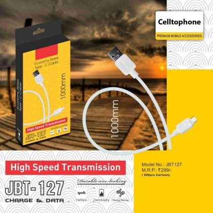USB Data Transmission and Fast Charging Data Cable