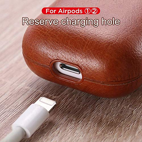airpod case leather