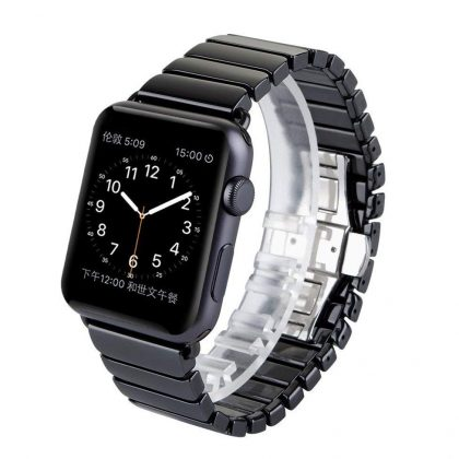 Ceramic Watch Band Strap Bracelet for Apple Watch