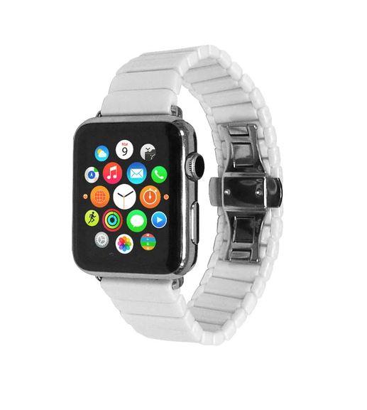 apple watch strap white