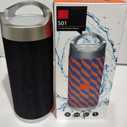 S01 Portable Wireless Bluetooth Speakers
