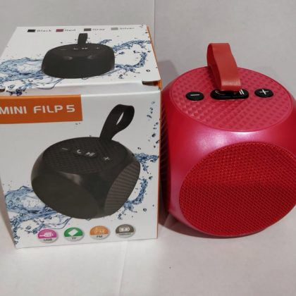 Mini Flip 5 Portable Wireless Bluetooth Speakers