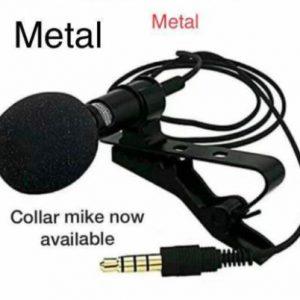 collor mic