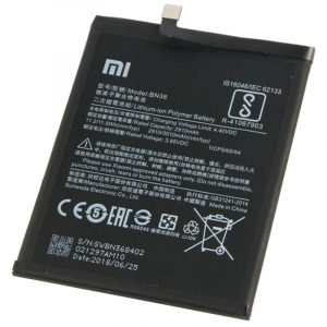 mi a2 battery