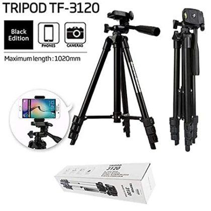 Tripod Camera Stand Model 3120
