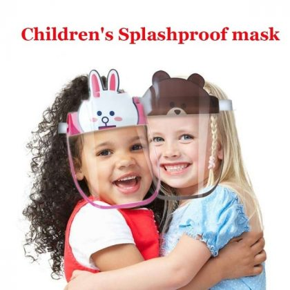 Face Shield / Helmet For Kids