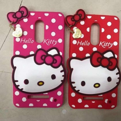 Hello Kitty Mobile Back Cover