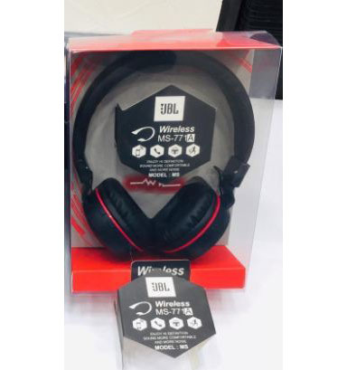 JBL MS-771A Full Dolby Sound Bluetooth Wireless Headphone