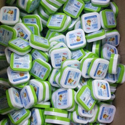 Hand Sanitizer wipes Box