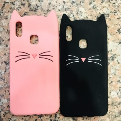 Cat Soft Mobile Phone Cases Back Cover