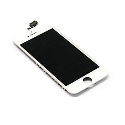 LCD with Touch Screen for Apple iPhone 5S – White