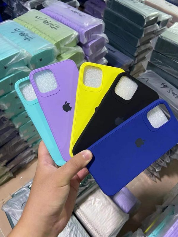 Summer Case Soft Silicon for Iphone 12 Pro
