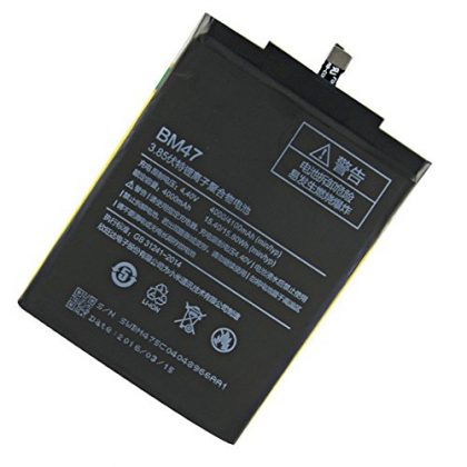 Redmi 4 Battery BM47 4000mAh
