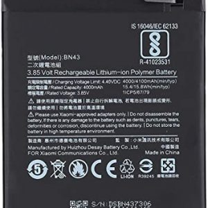 Redmi Note 4 Battery