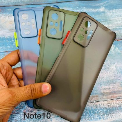 Super Soft Quality With side attractive 3D Bumper Mobile Back Cover