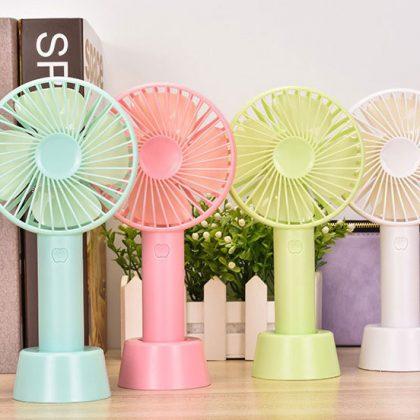 Mini Rechargeable Fan