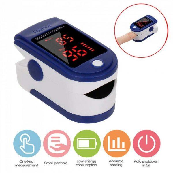 fingertip pulse oximeter price